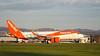 G-UZHD Airbus, Edinburgh