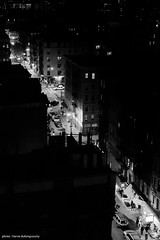 A Tear in the Night (hervedulongcourty) Tags: canoneos5dmarkii canoneos city cityscape canon planar5014ze citylife rivingtonhotel streetbnw nyc car voitures bw carlzeisslenses photo shadow usa manhattan street lightandshade manualfocus nuit nb light hotelonrivington carlzeiss photography blackandwhite zeiss night cars streetlight unitedstates lowereastside ombre zeissplanart1450ze