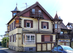 Hoch-Weisel Haus (wernerfunk) Tags: architektur wetterau hessen