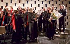 Le Madrigal de Nîmes Eglise concert à Saint Dominique à Nîmes - IMBF6716 (6franc6) Tags: chorale concert musique chant rencontre occitanie languedoc nîmes gard 6franc6 2019 automne