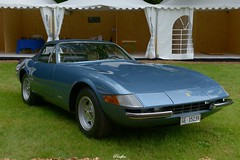 1972 Ferrari 365 GTS/4 Daytona Spider (pontfire) Tags: ferrari de spider suisse leonardo 365 daytona concours château gts4 coppet scaglietti fioravanti 2019 carrozzeria d'elégance cars car sport italian collection enzo autos automobili v12 italienne gtb4 véhicule pontfire old classic automobile antique voiture coche carros carro veteran automobiles coches voitures vieille ancienne wagen vintage bil oldtimer gian 車 pininfarina prestige classique battista retromobile légende автомобиль מכונית 自動車 αυτοκίνητο grand gran gt legend turismo luxury tourisme dexception ge 15239 very rare très 70s 1972 72