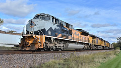 A beautiful thing (Robby Gragg) Tags: up drgw sd70ace 1989 des plaines