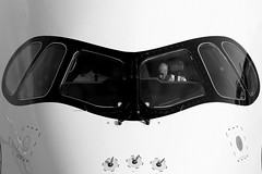 Office over the world... (Manuel Negrerie) Tags: cockpit bw photography canon closeup design airbus a350 a350xwb xwb livery technology pilots aircrew avgeeks aviation aeronautic aero lufthansa airport sight life