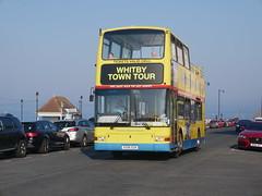 Coastal & Country Coaches 'Whitby Town Tour' X596 EGK (Hullian111) Tags: coastal country coaches whitby town tour opentopper x596egk x596 egk exlondon goahead london general gal pvl196