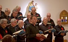 Le Madrigal de Nîmes, concert à la chapelle de l'Ancyse de Bagnols sur Cèze - IMBF6347 (6franc6) Tags: chorale concert musique chant rencontre occitanie languedoc nîmes 6franc6 2019 automne