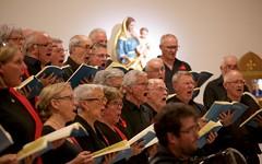 Le Madrigal de Nîmes, concert à la chapelle de l'Ancyse de Bagnols sur Cèze - IMBF6344 (6franc6) Tags: chorale concert musique chant rencontre occitanie languedoc nîmes 6franc6 2019 automne