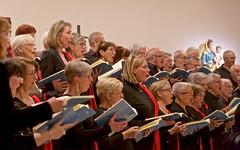 Le Madrigal de Nîmes, concert à la chapelle de l'Ancyse de Bagnols sur Cèze - IMBF6327 (6franc6) Tags: chorale concert musique chant rencontre occitanie languedoc nîmes 6franc6 2019 automne