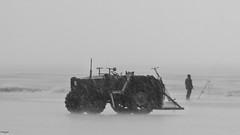 ... rainy days ... (wolli s) Tags: fischen regen traktor fishing rain egmondaanzee provinznordholland niederlande nikon