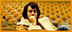 Neil Diamond 1970 (musicloverdiamond) Tags: portrait concert rehearsal tourbook 1970 neildiamond