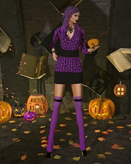ROCK-YOUR-RACK SoOo Meshed Up - Purple Skull Dress (Exclusive) (catsrage17) Tags: sooomeshedup tamironforge torids deaconskywardligatideaconshaw shisposes maitreya lelutka 7deadlys{k}ins aviglam alaskametro3 zibska ~manipedi~ rockyourrack
