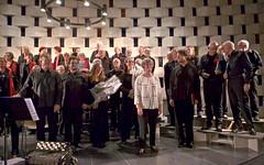 Le Madrigal de Nîmes Eglise concert à Saint Dominique à Nîmes - IMBF6736 (6franc6) Tags: chorale concert musique chant rencontre occitanie languedoc nîmes gard 6franc6 2019 automne