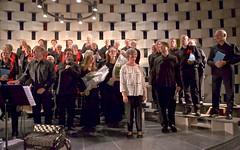 Le Madrigal de Nîmes Eglise concert à Saint Dominique à Nîmes - IMBF6735 (6franc6) Tags: chorale concert musique chant rencontre occitanie languedoc nîmes gard 6franc6 2019 automne