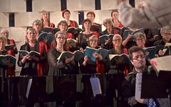 Le Madrigal de Nîmes Eglise concert à Saint Dominique à Nîmes - IMBF6730 (6franc6) Tags: chorale concert musique chant rencontre occitanie languedoc nîmes gard 6franc6 2019 automne