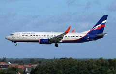 Aeroflot-Russian Airlines Boeing 737-8LJ(WL) VQ-BHX (RuWe71) Tags: aeroflotrussianairlines suafl aeroflot aeroflotgroup russia russianfederation moscow mockba boeing boeing737 b737 b738 b737800 b737800wl b7378lj b7378ljwl boeing737800 boeing737800wl boeing7378lj boeing7378ljwl vqbhx cn412427287 vkotenochkin brusselsairport brusselszaventem brusselszaventemairport brusselzaventem zaventem bru ebbr narrowbody twinjet landing runway winglets engines