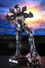 IMG_5779 (bakanahakuchi) Tags: hot toys war machine mark 4 james rhodes rhodey avengers infinity mms499 diecast sixth scale figure action toy photography