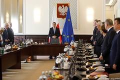 Posiedzenie Rady Ministrów (Kancelaria Premiera) Tags: premier mateuszmorawiecki kancelariapremiera kprm radaministrów