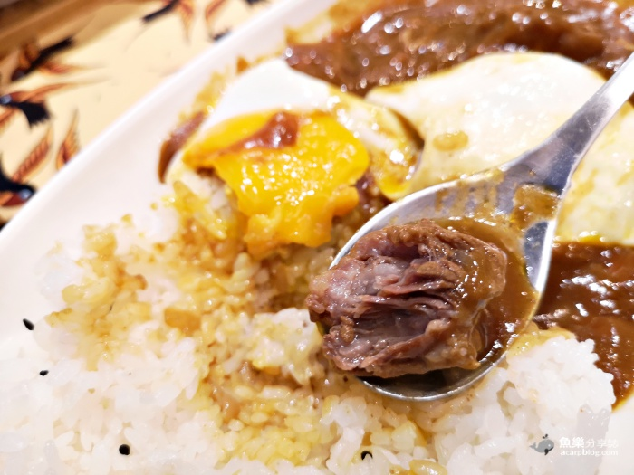 【台北大安】佐藤咖哩 Sato Curry│六張犁站人氣美食日式咖哩屋 @魚樂分享誌