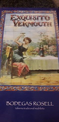Bodegas Rosell, Traditional Tavern/Restaurant, 1920, Calle General Lacy, Atocha, Madrid (d.kevan) Tags: bodegasrosell decorativeelements bars taverns restaurants madrid atocha callegenerallacy 1920 tiles signs pictures words advertisements