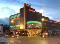 Stephen Joseph Theatre, Scarborough (Tony Worrall) Tags: yorkshire yorks scene scenery northyorkshire resort yorkshirephotos east eastern seasidetown holidays tourists coast scarborough architecture night dark lit lights neon urban evening bright theatre cinema corner retro north update place location uk england visit area attraction open stream tour country item greatbritain britain english british gb capture buy stock sell sale outside outdoors caught photo shoot shot picture captured ilobsterit instragram