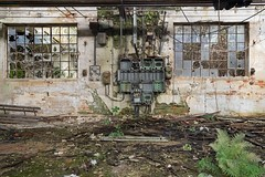 factory (Captured Entropy) Tags: lostplace urbex decay abandoned derelict factory