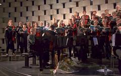Le Madrigal de Nîmes Eglise concert à Saint Dominique à Nîmes - IMBF6727 (6franc6) Tags: chorale concert musique chant rencontre occitanie languedoc nîmes gard 6franc6 2019 automne