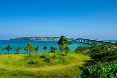 Kouri-oohashi bridge (Kaoru Honda) Tags: hanaleevilla hanalee villa kouri ハナリ ハナリヴィラコウリ 沖縄 古宇利島 海 okinawa kourijima ocean ホテル ヴィラ hotel リゾート resort 名護市 沖縄県 日本 オーシャンビュー oceanview 水平線 horizon hanaleevillakouri