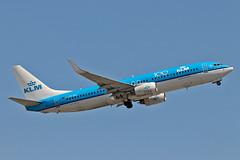 PH-BXL Boeing 737-806 KLM AGP 31-08-19 (PlanecrazyUK) Tags: lemg malaga–costadelsolairport malaga costadelsol phbxl boeing737806 klm agp 310819