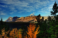 Jasper National Park in Fall, Alberta, Canada (klauslang99) Tags: klauslang nature naturalworld northamerica canada jasper national park alberta landscape
