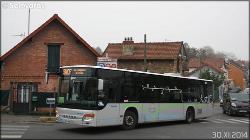 Setra S 415 NF – Hourtoule (Groupe Lacroix) / STIF (Syndicat des Transports d'Île-de-France) n°H282