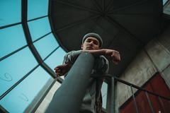 Wzup (AlexanderHorn) Tags: street urban city portrait male rap grunge moody artist helsinki a7riii sony sigma