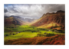 Before The Storm (Rich Walker Photography) Tags: langdale ambleside lakedistrict fell mountain field trees landscape landscapes landscapephotography clouds rain rainstorm autumn canon england efs1585mmisusm eos eos80d cumbria