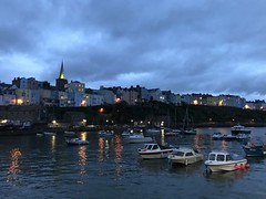 Photo of Tenby harbour