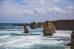 The Apostles (CraDorPhoto) Tags: canon6d nature landscape waterscape ocean waves coastline coast outdoors outside australia
