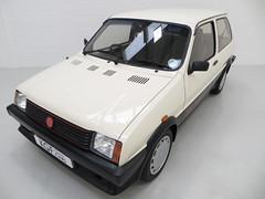 1984 MG Metro Turbo (KGF Classic Cars) Tags: kgfclassiccars rover mg metro minimetro turbo carsforsale 100 hothatch retro austin mini morris bmc longbridge mk1 mk2 metrovan