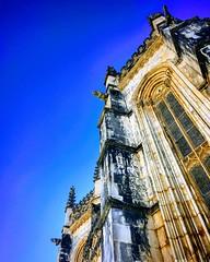 Batalha (sergei.gussev) Tags: portugal portuguese republic república portuguesa batalha monastery mosteirodabatalha mosteiro capelas imperfeitas capela do fundador largo centro paroquial da