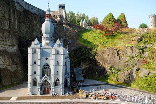 Mini-Europe - Belgium - Citadel
