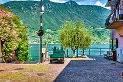 Lago d'Iseo 2019 - Monte isola - Carzano (karlheinz klingbeil) Tags: d850 nikon 2470 tamron2470 see water wasser italy italia lake lagoiseo lago italien