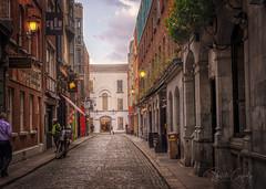Dublin..Crow St (Paulette Cassidy) Tags: dublin