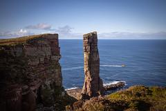 The Old Man (MBDGE >1.7 Million Views) Tags: hoy2019 rnli lifeboat canon eosr mirrorless hoy old man oldmanofhoy island scotland alba sky cloud wave sea ocean atlantic longhopelifeboat