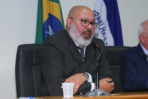 Comemoração aos 50 anos da regulamentação da fisioterapia e terapia ocupacional no Espírito Santo - Alexandre Mariano Ferreira - 14.10.2019
