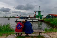愛戀100(DSC_3067) (nans0410(busy)) Tags: neherlands europ lover windmill paintmilldekat hetklaverblad zaandijkzaanseschans 荷蘭 歐洲 風車 戀人