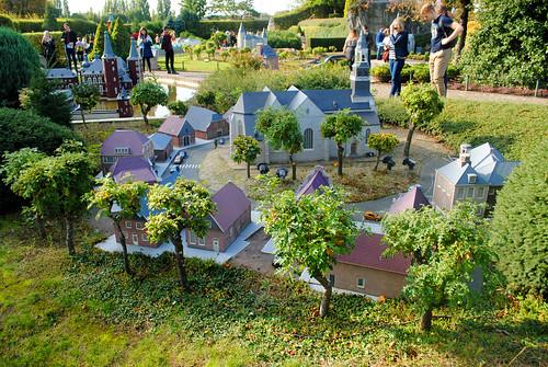 Mini-Europe - Netherlands - Ootmarsum village