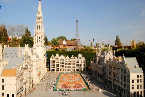Mini-Europe - Belgium - Grand Place