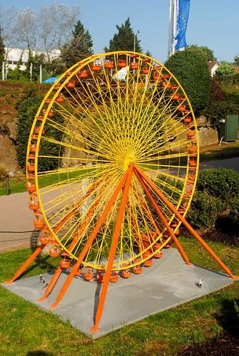 Mini-Europe - Big wheel