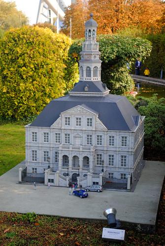 Mini-Europe - Netherlands - Maastricht Town Hall
