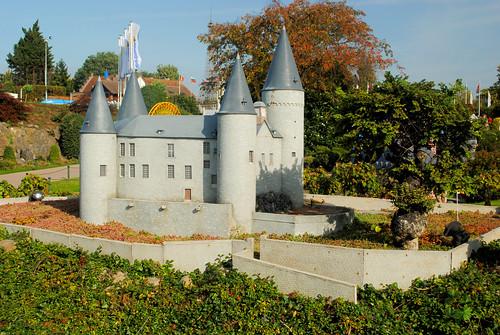 Mini-Europe - Belgium - Vêves Castle