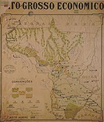 Mapa Mato Grosso Econômico, 1933 (Arquivo Nacional do Brasil) Tags: matogrosso regiãocentrooeste arquivonacional arquivonacionaldobrasil nationalarchivesofbrazil nationalarchives economia históriaeconômica mapaantigo mapasantigos mapa mapas