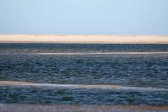 Sandbars (RubénRamosBlanco) Tags: naturaleza nature paisaje landscape costa coast arena sand barreras bars sandbars mar sea color chatham capecod mass usa