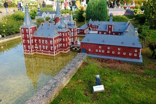 Mini-Europe - Netherlands - Hoensbroek Castle