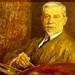 Luciano Freire's Portrait (c. 1915-1920) - Adriano de Sousa Lopes (1879-1944)